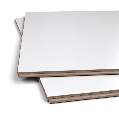 White panel –supermatt