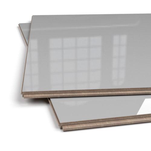 Grey panel –high gloss