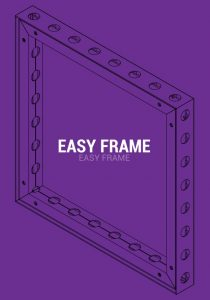 Technical catalogue of Easy frames system