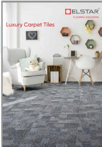 Carpets in tiles