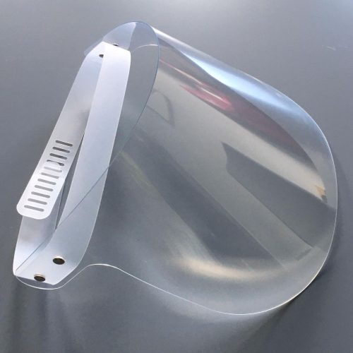 Face protective shields