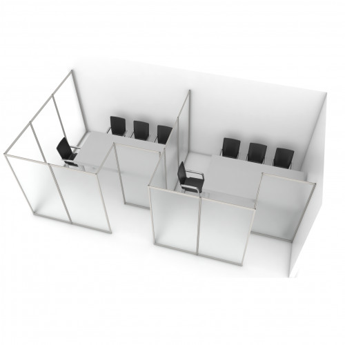 Restaurant / Office dividers