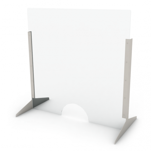 Simple desk cover type A