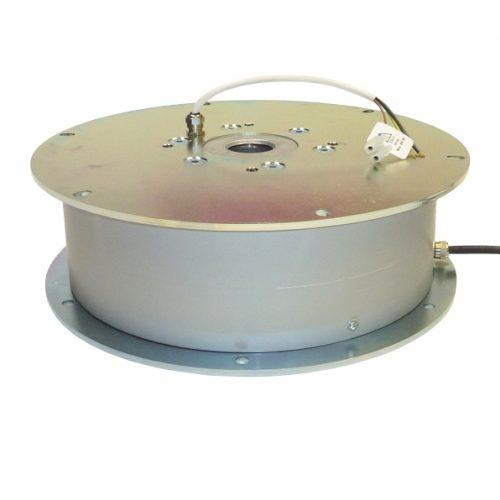 Mechanizm obrotowy do 500 kg (750 kg) zprzeniesieniem prądu