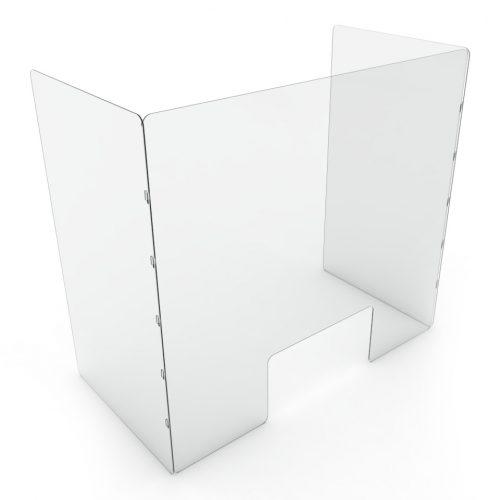 Simple desk cover type B